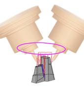 Cimatron 5軸チルト制御