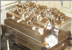 ホンダエンジニアリング株式会社様【鋳造金型メーカー】高硬度材料の直彫り加工を実現!