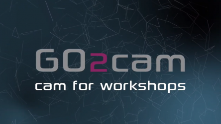 Coming soon .... GO2cam V6.06
