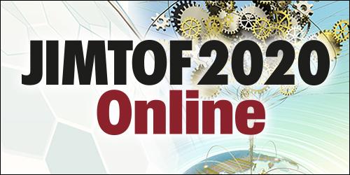 11月16日(月)より開催! 「JIMTOF2020 Online」