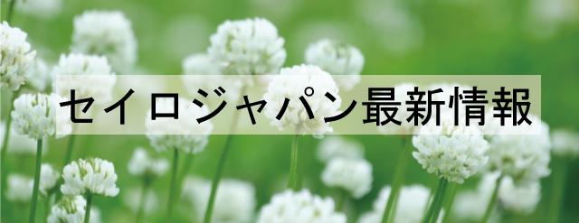 テレビ番組でセイロジャパンが紹介されます